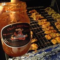 Chad's BBQ Sauce (16 fl oz) - Thumbnail 1