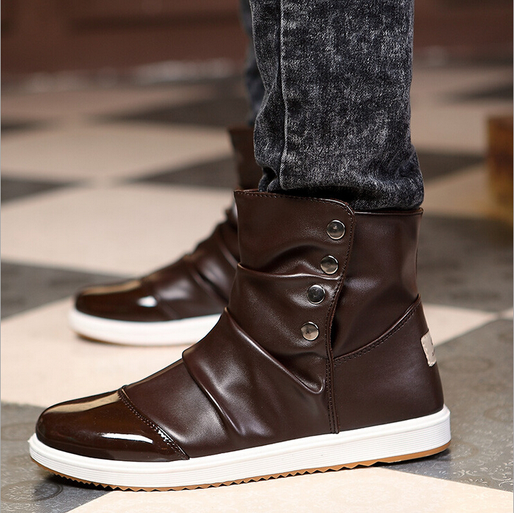 Casual Mens Winter Boots