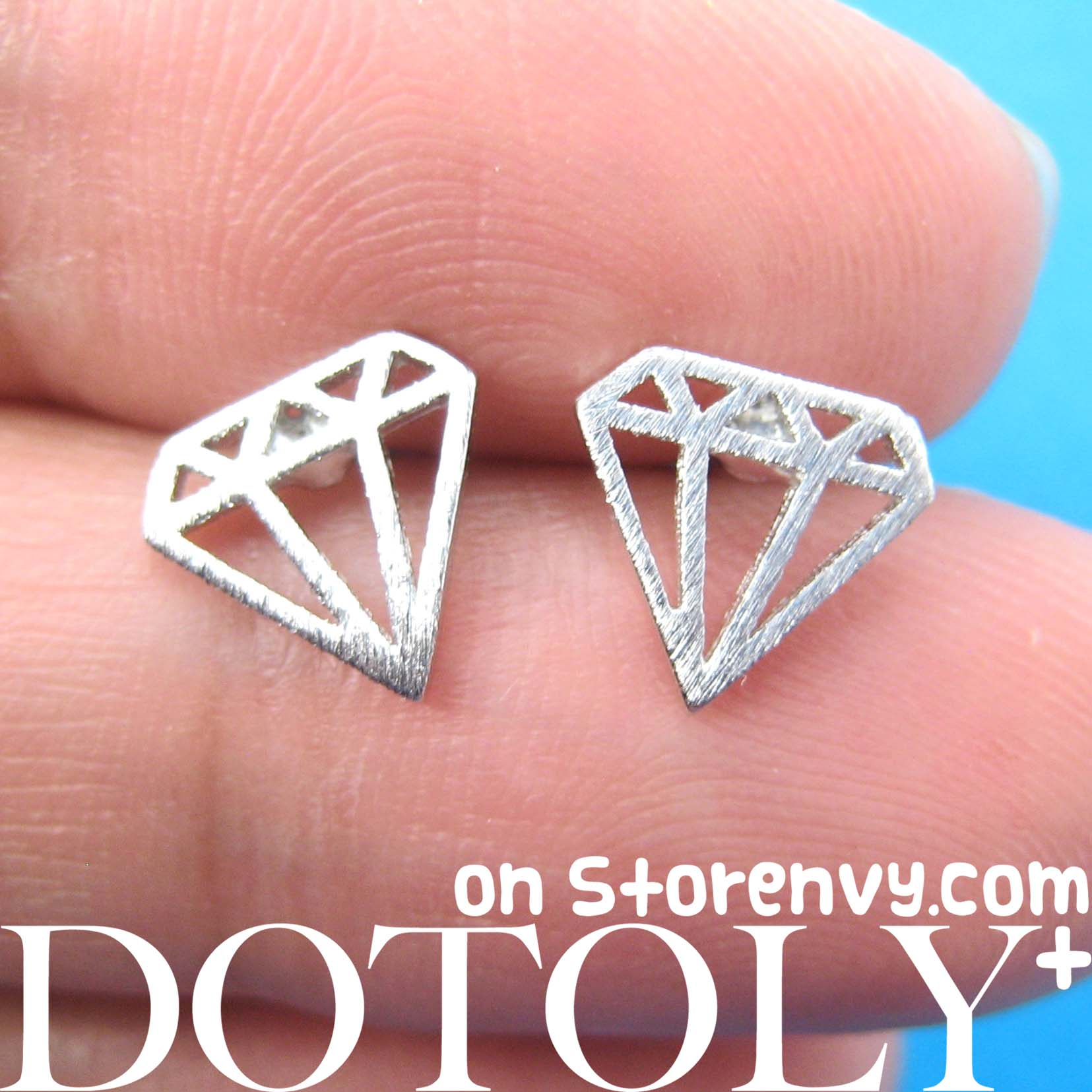 online s exquisite women shaped pretty stud earrings jewelry buy diamond category