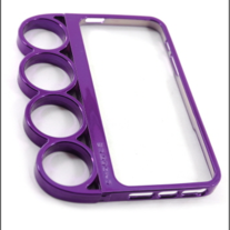Iphone 5 Knuckle Case
