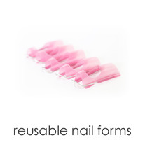 Reusable Nail Forms (5)