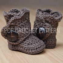 The Pretty Boot | PATTERN