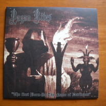 PAGAN RITES / EVIL WRATH split 10''