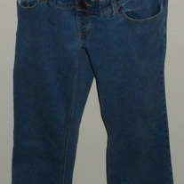 Denim Jeans-Belly by Design Size Large  03088