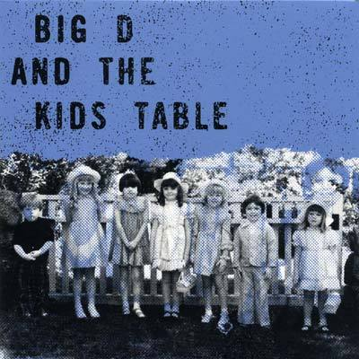 Big d and the kids table - shot by lammi live 7""