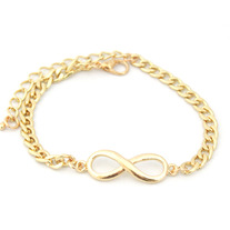 Simple Infinity Bracelet (More Colors Available)