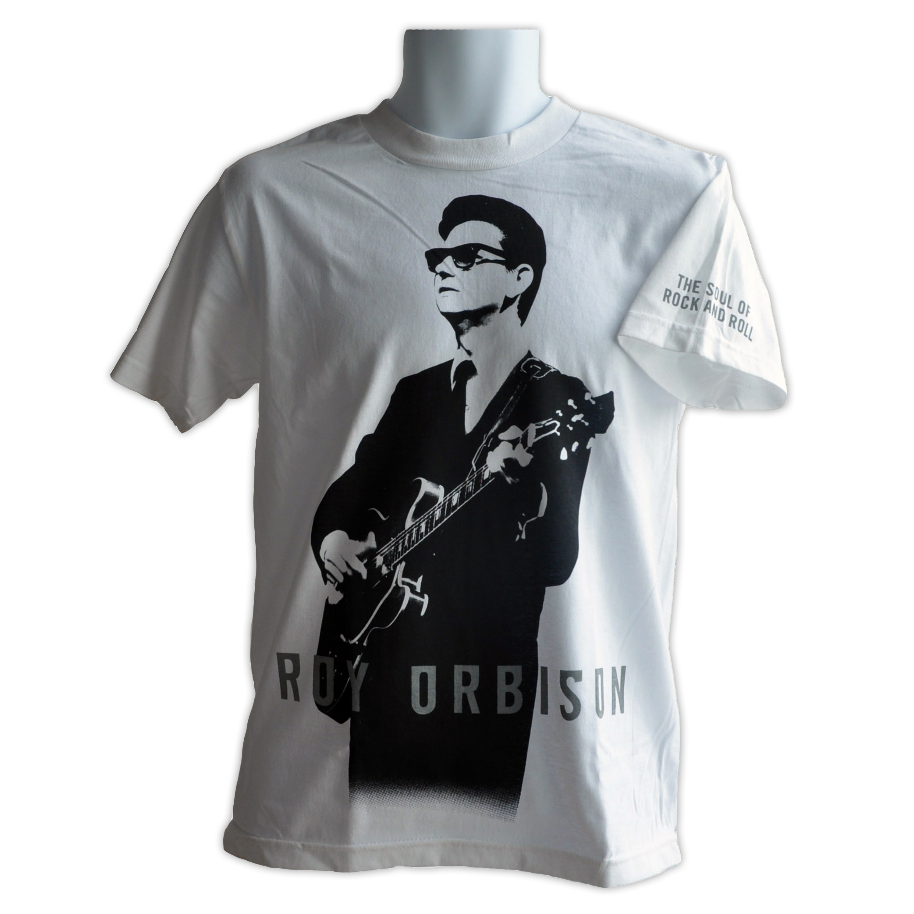 The soul of rock roll t shirt roy orbison online store for T shirts store online