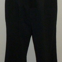 Black Pants-Liz Lange Maternity Size 10  03149