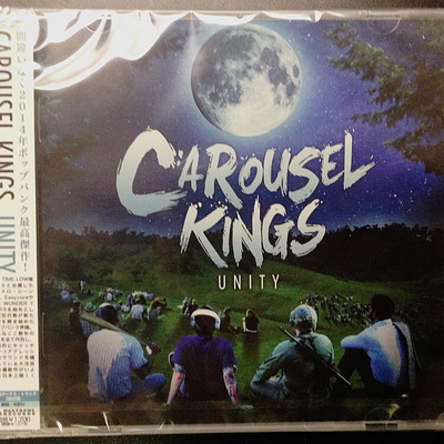 Carousel kings - unity cd (japanese exclusive edition)
