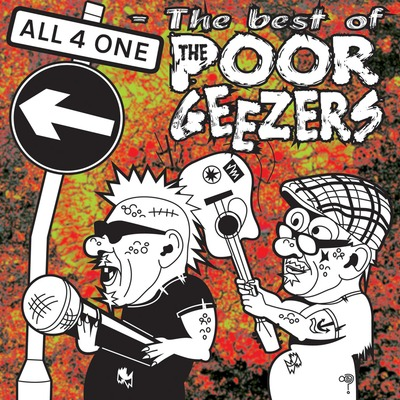 The poor geezers - all 4 one (best of poor geezers)