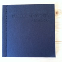Postcommodity + Magor CD+book [English]