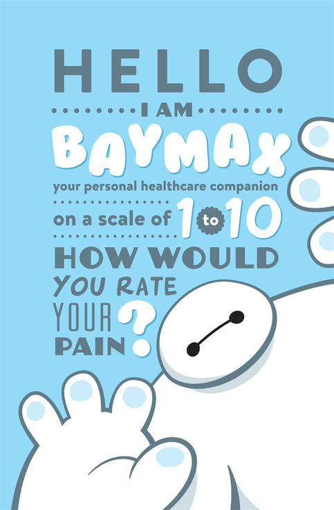 Baymax Print · Rockin' Robin · Online Store Powered by Storenvy