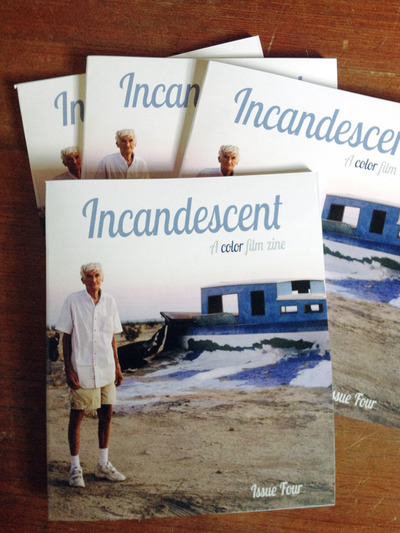 Incandescent Issue 4