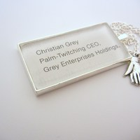 50 shades of grey two palms twitching necklace literature and 50 shades of grey two palms twitching necklace thumbnail 3 mozeypictures Choice Image
