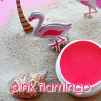 .5 oz Pink Flamingo