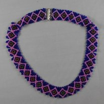 Netted Victorian Necklace
