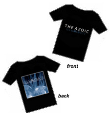 "The azoic ""illuminate"" t-shirt"