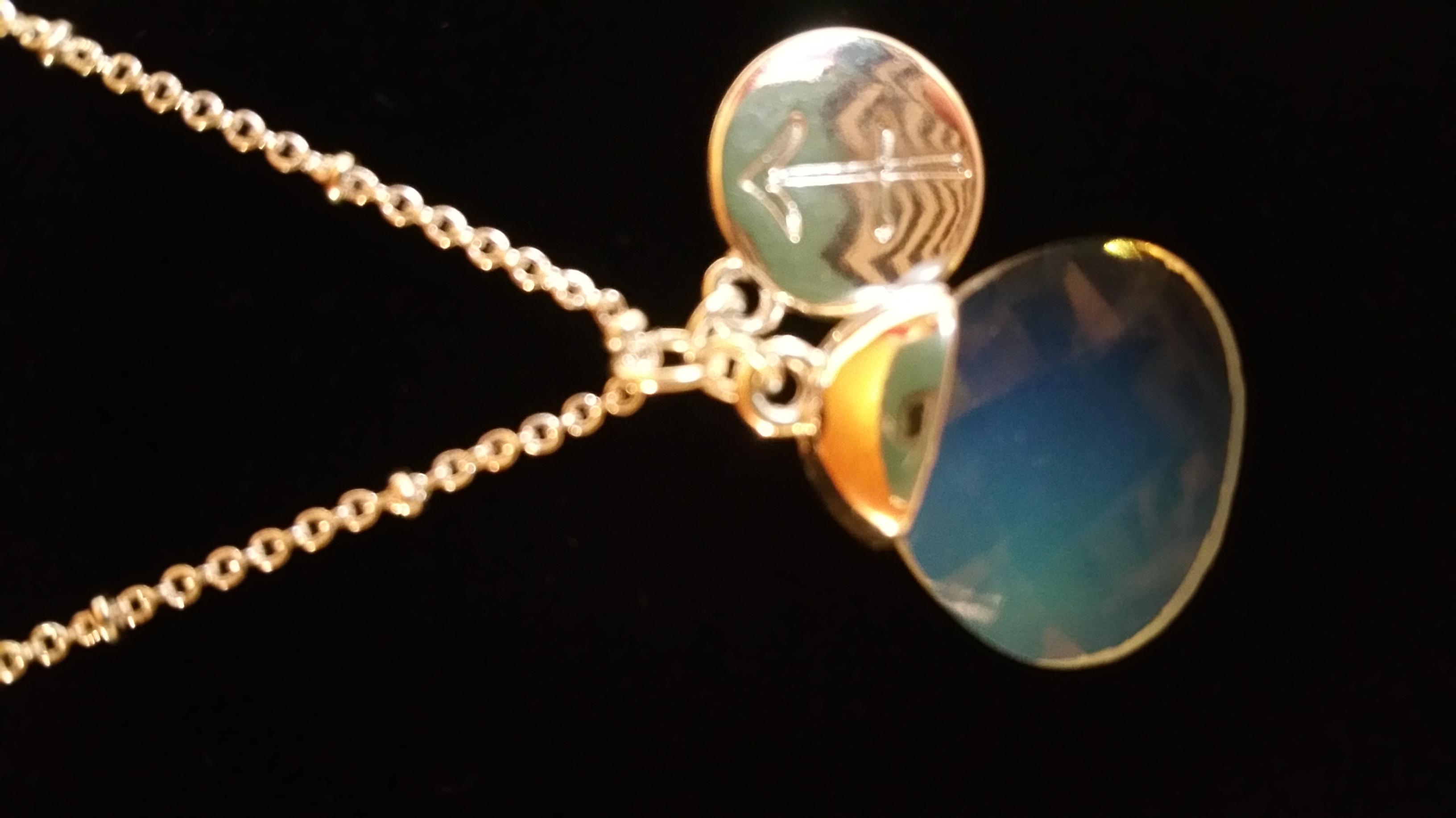 sagittarius zodiac pendant necklace 183 shoppingfrenzy4u