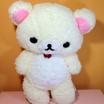 Korilakkuma Furry Furry L Plush [MP01801]