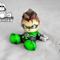 FullerDesigns Lil' Jammies: Green Lantern