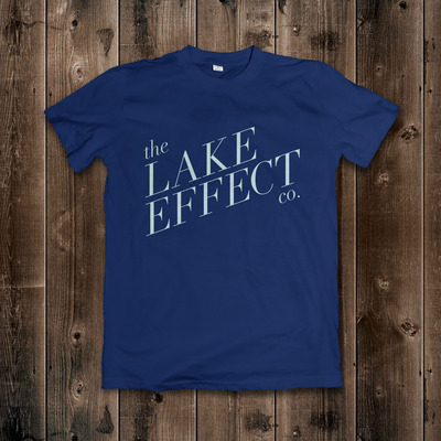 The lake effect co. t-shirt