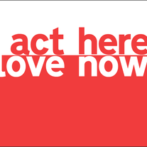 Act Here, Love Now :: The Book