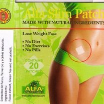Alfa Slim Patch (Weight Loss Patch)