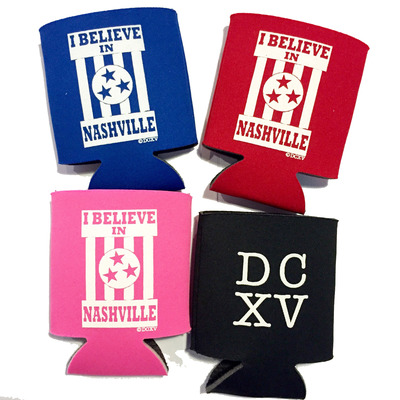 I believe - koozie 3 pack