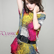 Vestido Colorines / Colorful Dress 2WH255