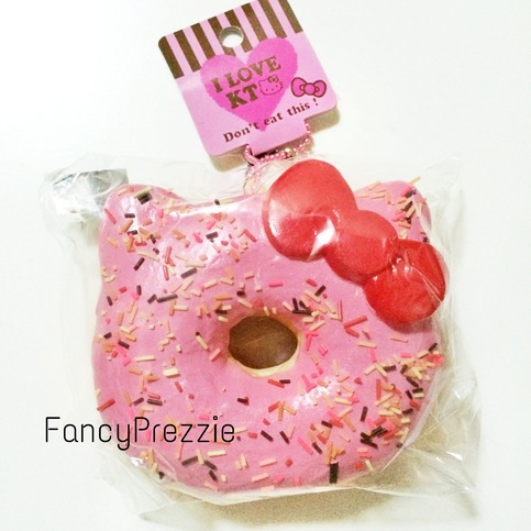 Rare Hello Kitty Jumbo Donut Squishy ? FancyPrezzie ? Online Store Powered by Storenvy