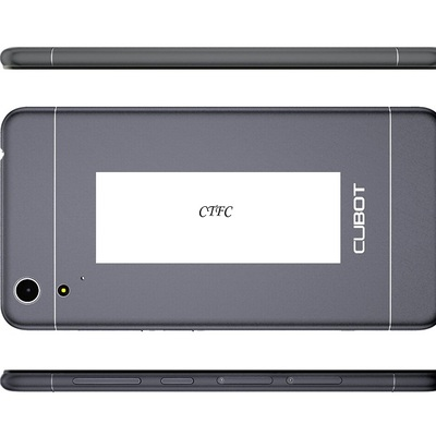 "Cubot x9 5.0"" smartphone hd ips 1280x720 android"