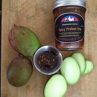 Fresh Green Mangoes ($6.99 lbs) - Thumbnail 1