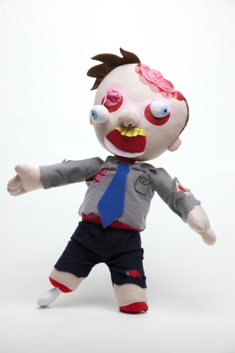 Dead Ted Zombie Plush On Storenvy