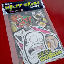 Whomp Whomp: Series 1 - Sticker Pack