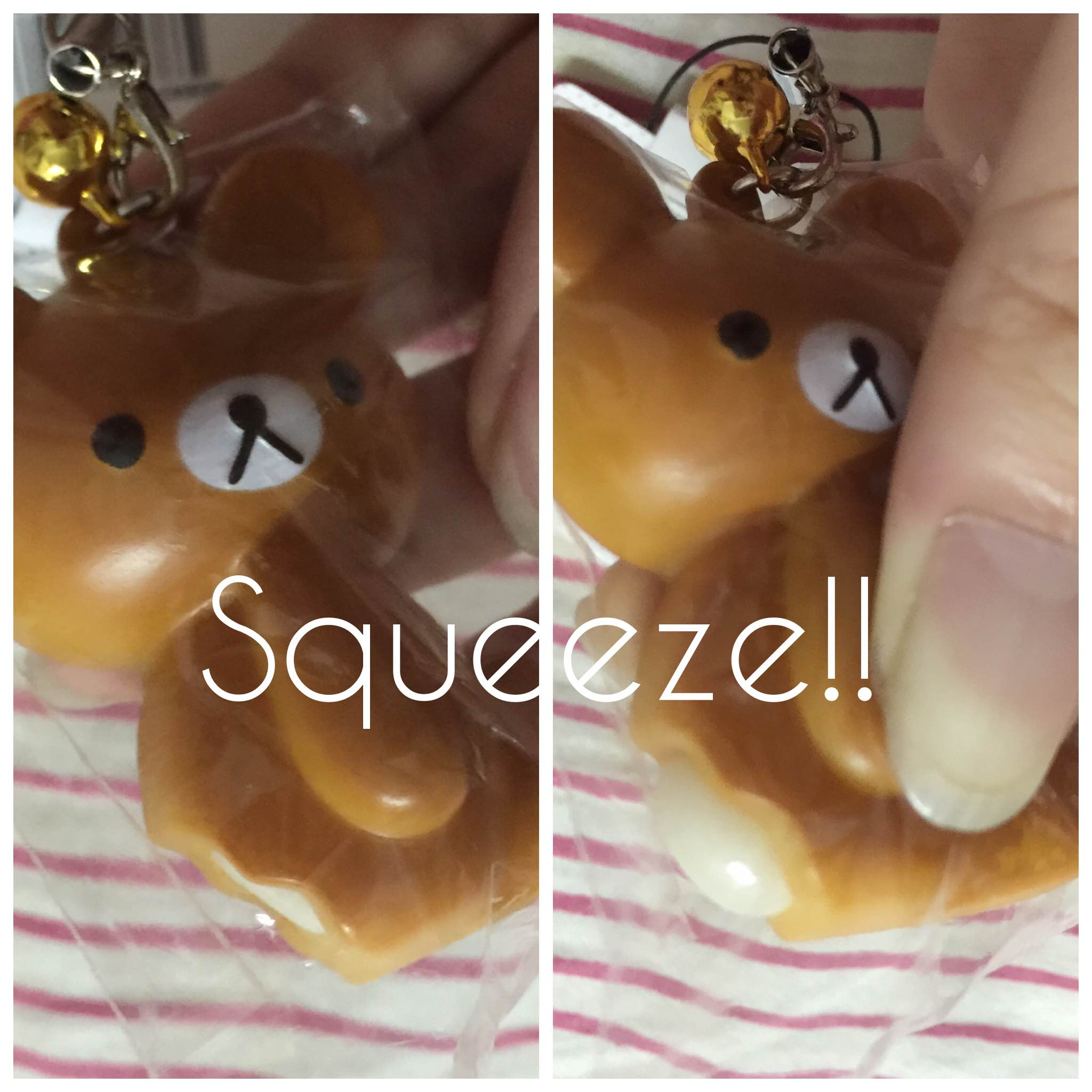 ~SquishyStuff~ Cute Bear Poop Squeeze Toy Online Store Powered by Storenvy