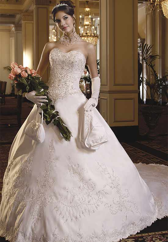wedding gown by Marys Bridal style 5753 $973.00 · bridal outlet ...
