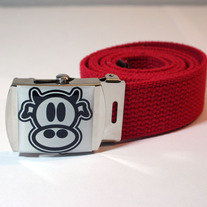 MAD COW BELT (red)