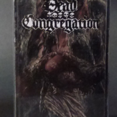 "Dead congregation ""graves of the archangels"" gold version"