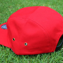 Delight Script 5 Panels (Red/White)