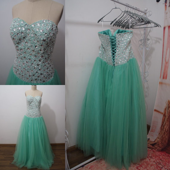 Plus Size Mint Green Mother Of Bride Dress from Curvy Brides