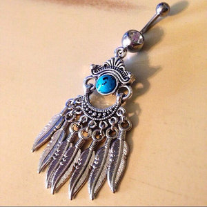 Boho Chic Belly Ring