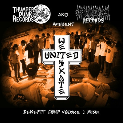 United we skate - volume 1 (punk)