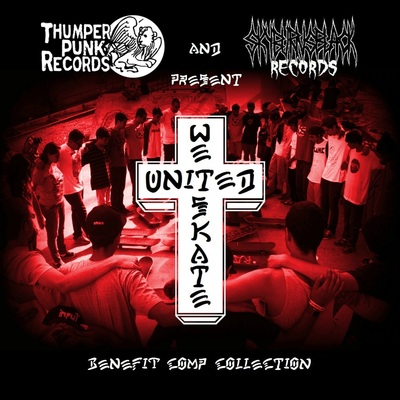 United we skate - volumes 1 through 5 (five cd set)