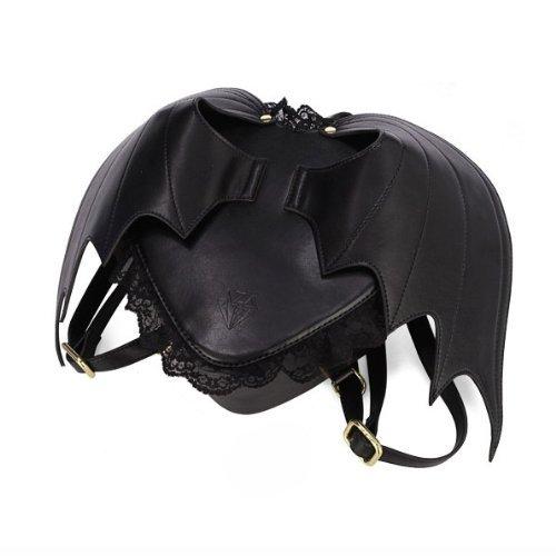 Bat Heart Backpack Heart Bat Wings Backpack