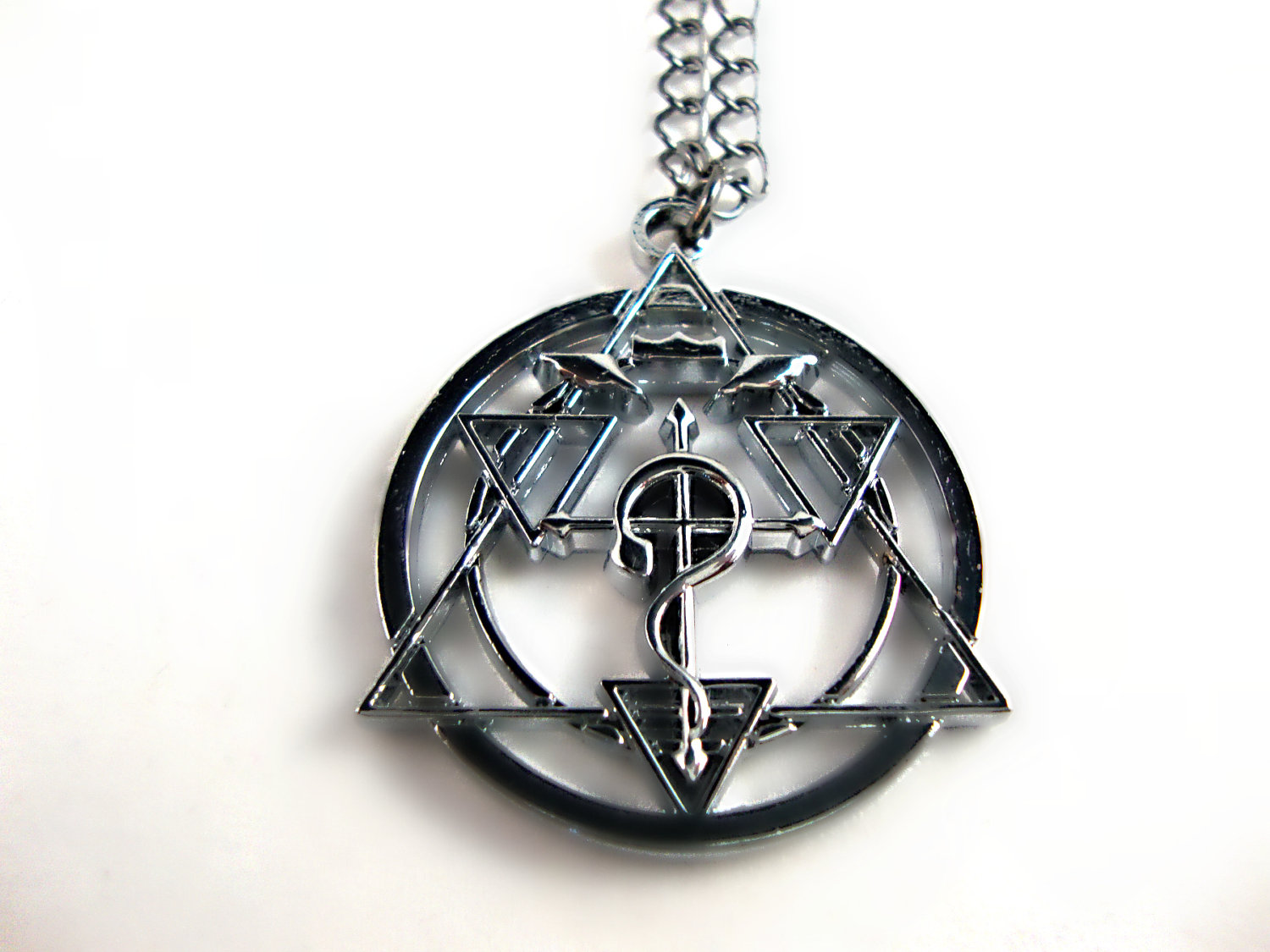 Anime Couture The Fullmetal Alchemist Necklace Online Store