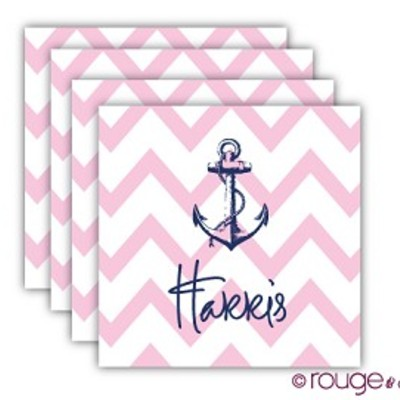 Seaside coaster collection - set of 4