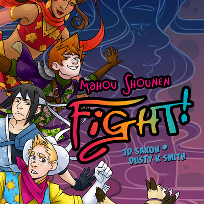 Mahou shounen fight! vol. 1 'wake up'