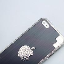New Bling Crystal Sparkle Logo Elegant iPhone Case