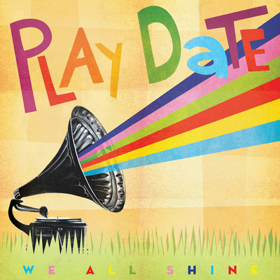 "Play date "" we all shine"" cd"