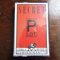 Secret Plot to Destroy the Entire Universe - I Only Miss You When I Want To Cassette